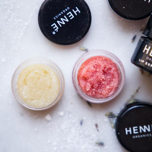 Scrub Labbra Henné Organics