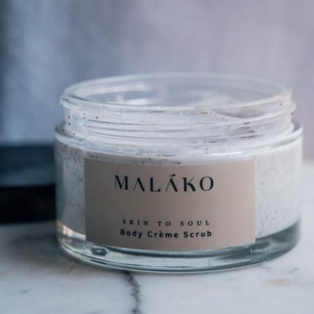 Malako Body Crème Scrub