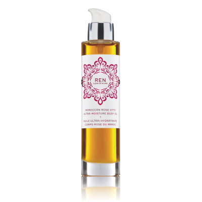 Moroccan Rose Gold Glow Perfect Body Oil