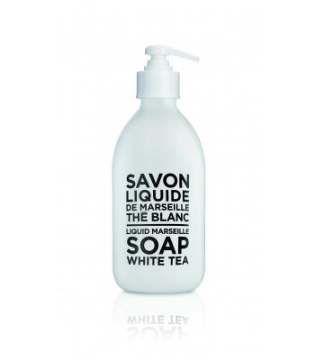 Sapone Liquido di Marsiglia al Tè Bianco
