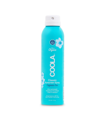 Classic Spf 50 Body Spray Fragrance-Free