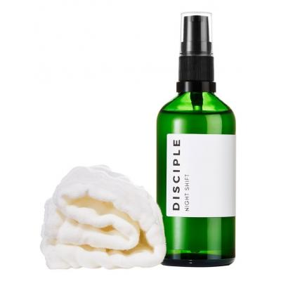 Night shift Aha Oil Cleanser + Cloth