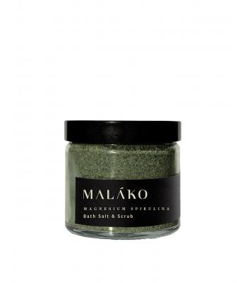 Magnesium Spirulina Bath Salt & Scrub