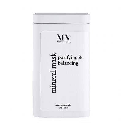 Purifying & Balancing Mineral Mask