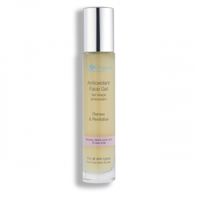 Antioxidant Face Gel