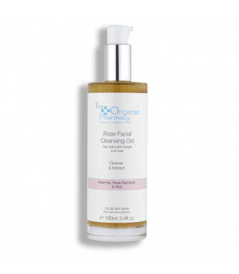 Rose Facial Cleansing Gel